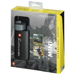 "Water filter, Katadyn, ""Mini"", black"