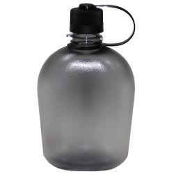 Field bottle, GEN II, 1 L, transparent, BPA-free
