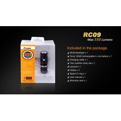 Fenix RC09 Cree XM-L2 U2 LED flashlight