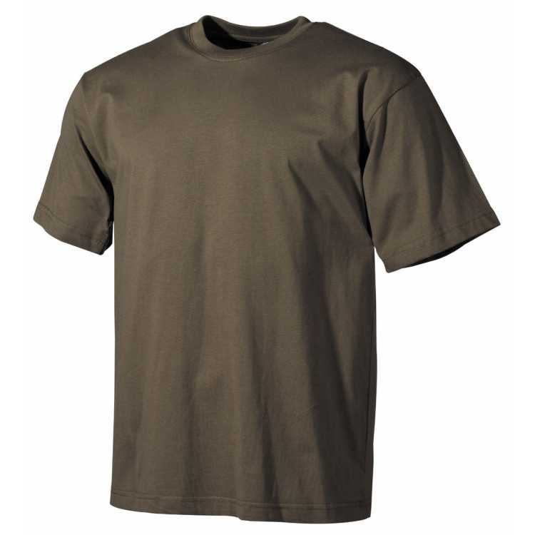 T-shirt, half arm, round neck