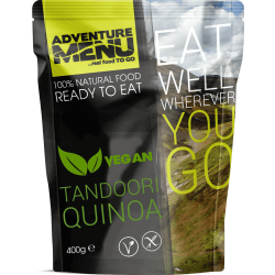 Tandoori Quinoa VEGAN - Adventure Menu