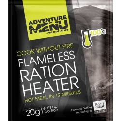 Flameless MRE Heater [20g] - Adventure Menu