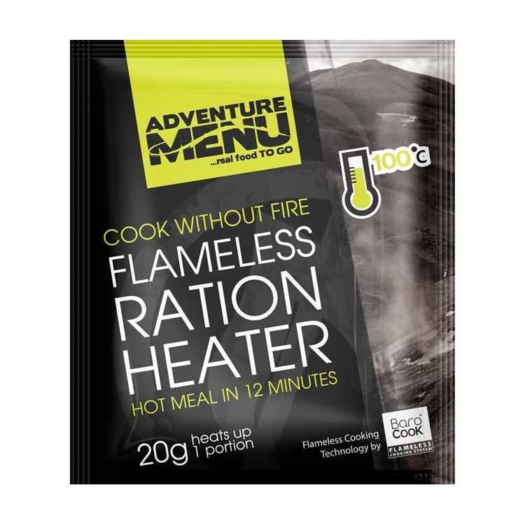 Flameless MRE Heater [20g] - Adventure Menu