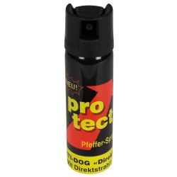 Pfeffer-Spray, Direktstr.,63ml Sprühfl. (VERKAUF NUR IN EU)
