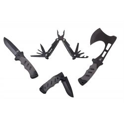 12 Survivors knife kit