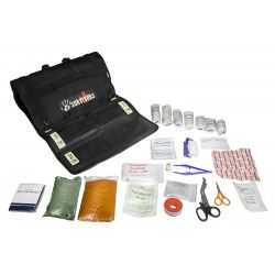 """copy of First Aid Kit, large, """"MOLLE"""", 18 x 12 x 7 cm"""