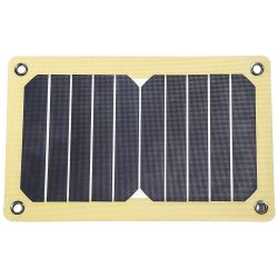 12Survivors Solarflare, Solarpanel