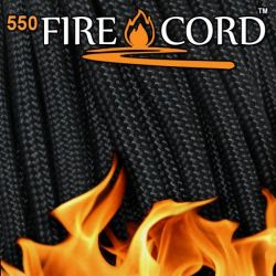 550 Firecord - Paracord 550 - Live Fire Gear