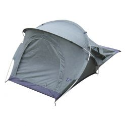 "Tunnel tent, ""Osser"", olive"