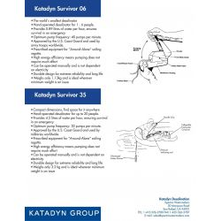 Katadyn Survivor 06, desalinator
