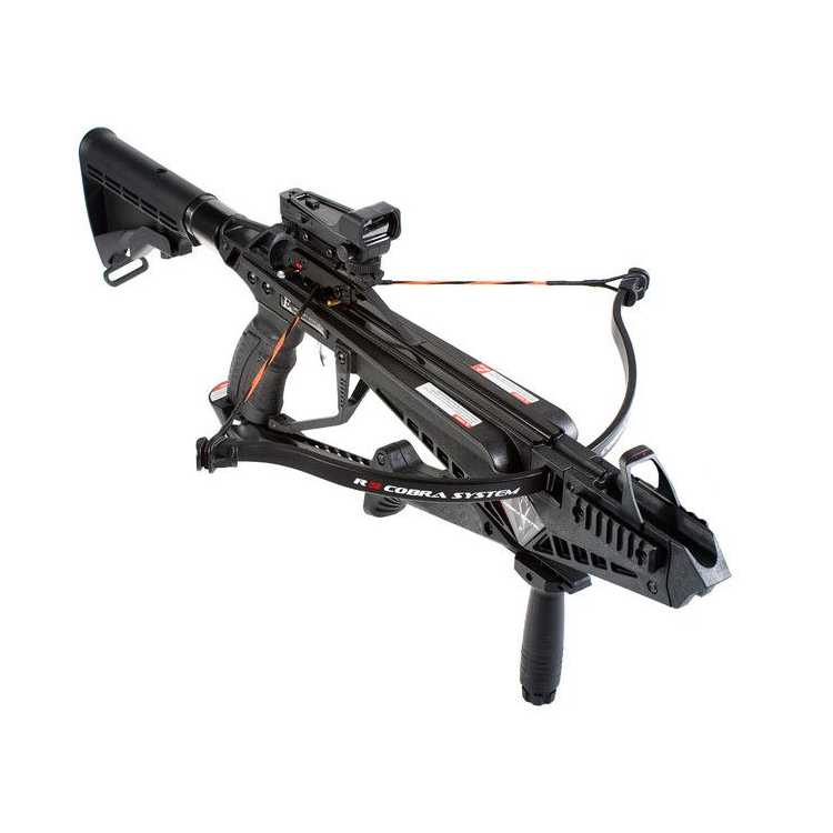 EK Archery Cobra R9 Deluxe Pack