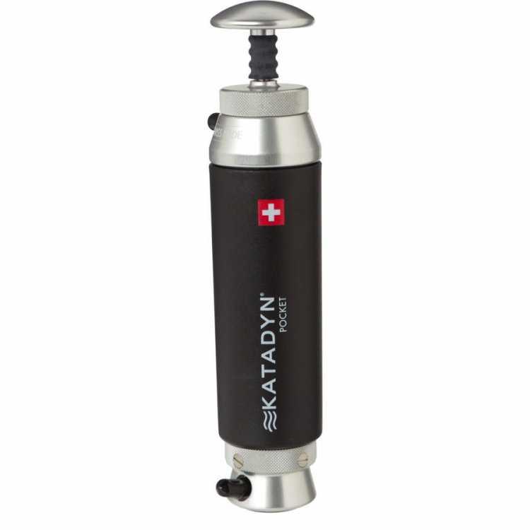 Filtre en céramique Katadyn Pocket - Filtre à eau potable