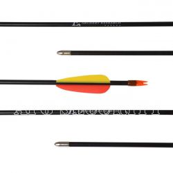 "Arrows 30 ""aluminum 6.75mm black"