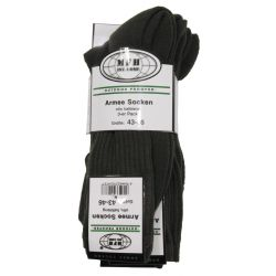 Socks, half length, 3-pack