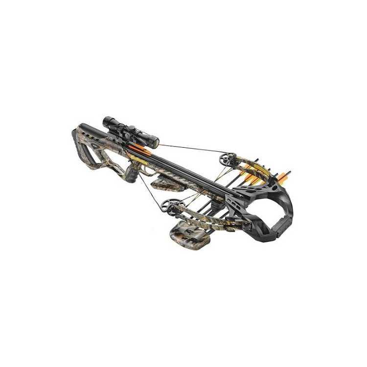 Guillotine-X 185Lbs crossbow from EK Archery