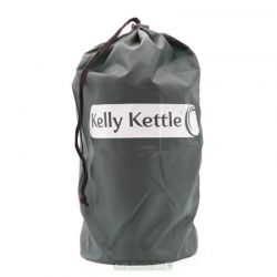 'Base Camp' Kettle stainless steel, Kelly Kettle
