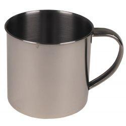 Tasse, Edelstahl,  450 ml