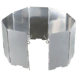 Kocher windscreen, aluminum, foldable, 13cm