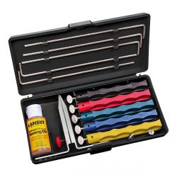 Lansky sharpening set, 5 pieces