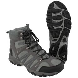 "Trekking-Schuh, grau, ""Mountain High"""