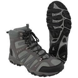 """Trekking shoe, gray, """"Mountain High"""""""