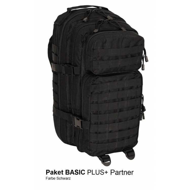 Emergency backpack BASIC + partner