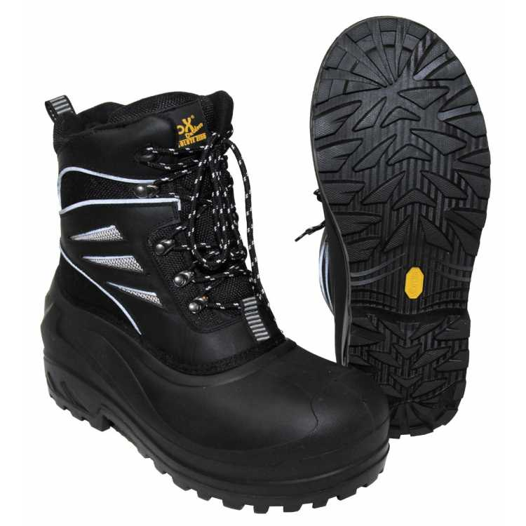 "Cold protection boots, ""Absolute Zero"""