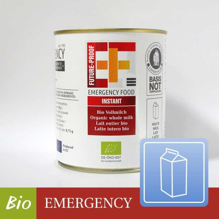 EF BASIC organic whole milk powder (350g makes 3 liters) - [DE-ÖKO-007]