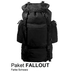 Emergency backpack FALLOUT