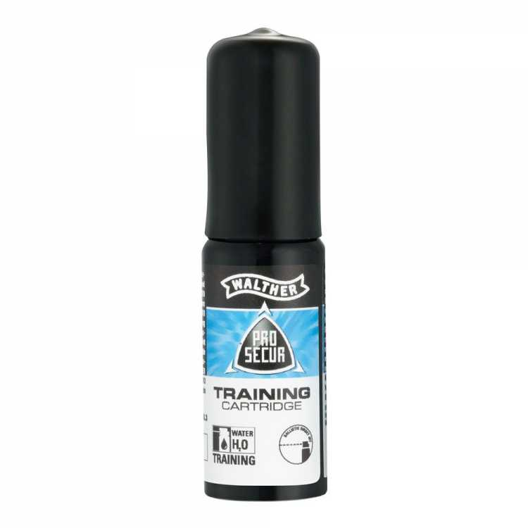 Water training cartridge for Walther PDP