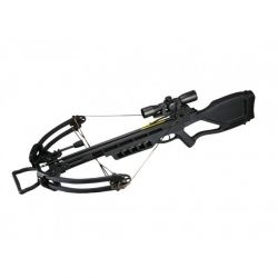 Compound crossbow Hermes 175lbs with bag