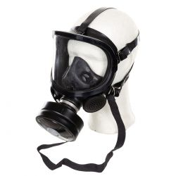 Fernez full mask with AVEC CHEM special respiratory protection filter P3 for viruses and warfare agents