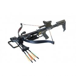 copy of Compound crossbow Hermes 175lbs with bag