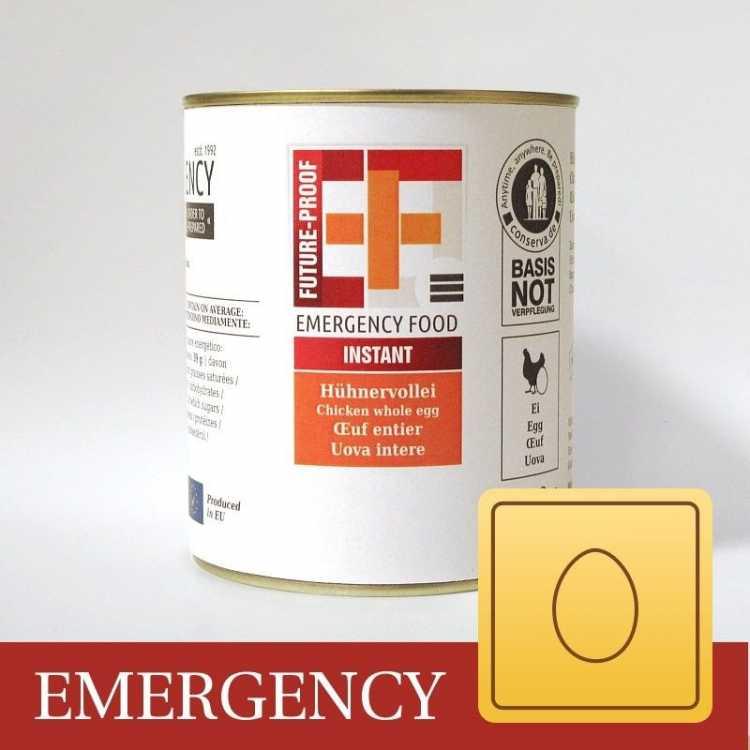 EF BASIC Chicken whole egg powder from free range (300g)