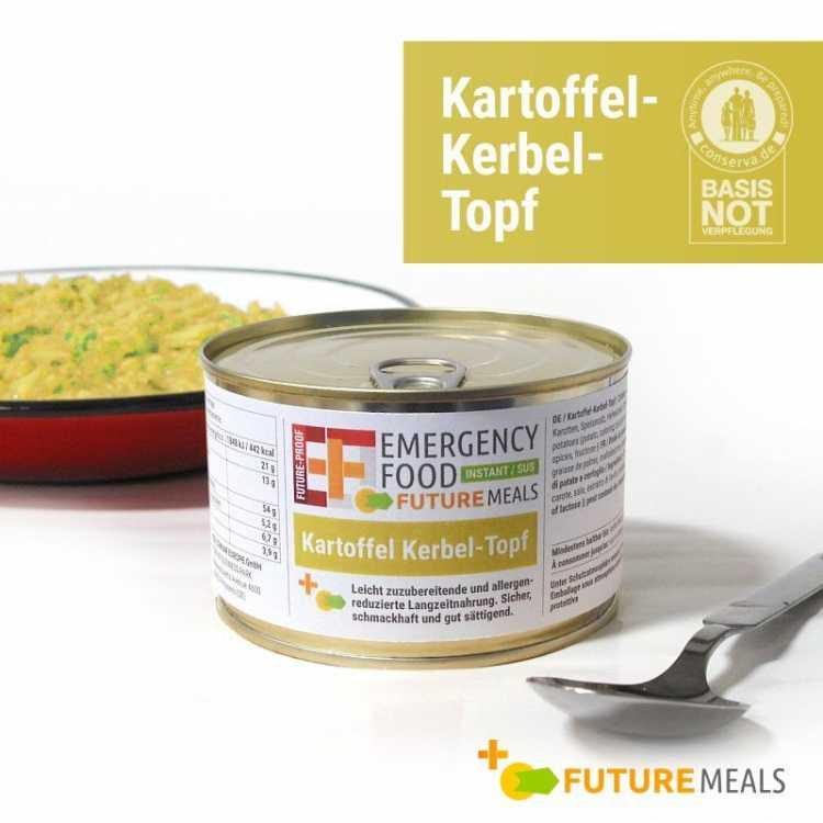 EF Potato and Chervil Pot (125g)