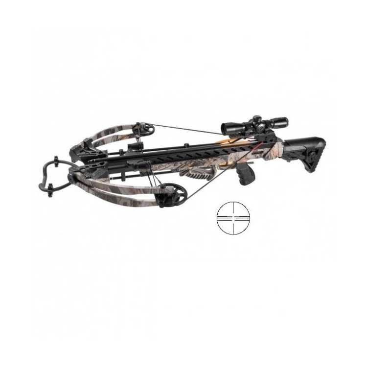 Compound crossbow FROST WOLF 175 lbs 375fps
