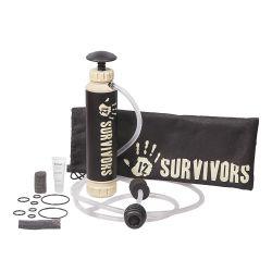 12Survivors Handpumpen-Wasserreiniger
