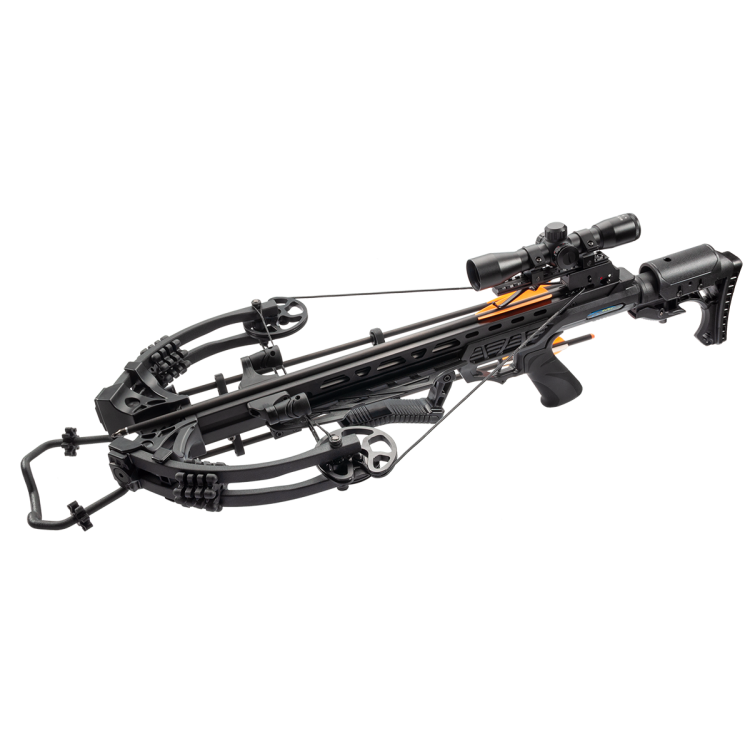 Compound Crossbow KRAKEN 200 lbs 405fps