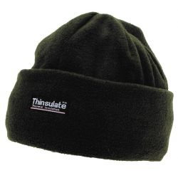 Rolling cap fleece, Thinsulate lining