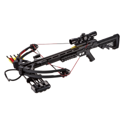 Compound crossbow STALKER 185 lbs 370fps