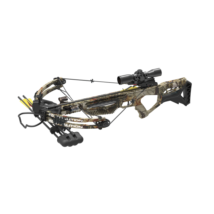 Compound crossbow COALITION from PSE