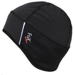 Beanie softshell, black, waterproof, windproof