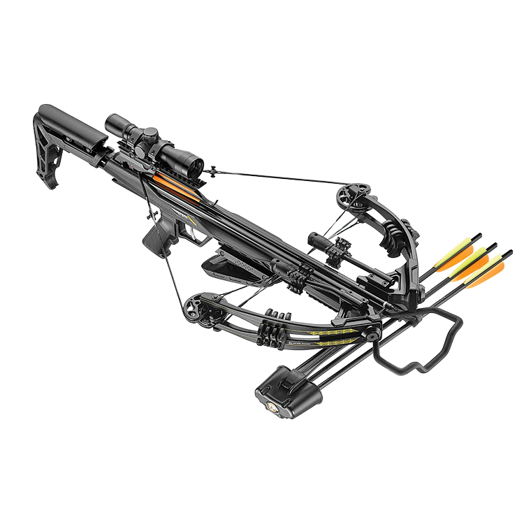 EK Archery BLADE + Compound Crossbow