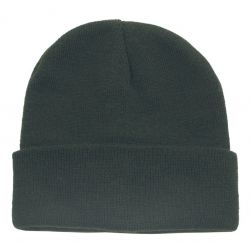 Roll cap, 100% wool, finely knitted
