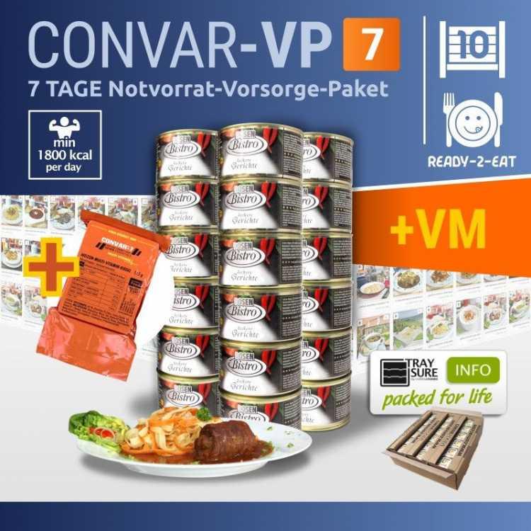 7 days CONVAR VP