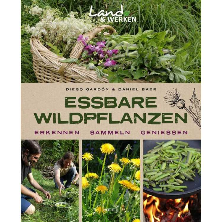 Edible wild plants