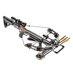 EK Archery Accelerator 390+ Compound Crossbow