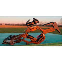 AMF - Infinity NX100 Shadow XX 110lbs Pistolen Armbrust