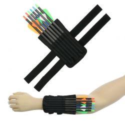 X-BOW FMA stud chuck - wrist quiver