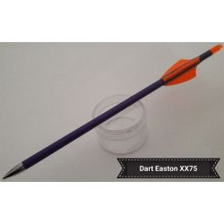 Easton XX75 aluminum bolt for AMF pistol crossbows